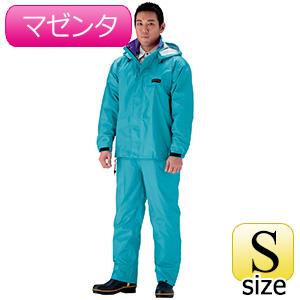 雨衣 オールマインドスーツ #3250 マゼンタ S