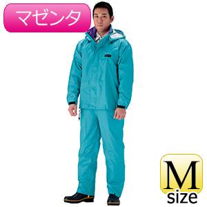 雨衣 オールマインドスーツ #3250 マゼンタ M