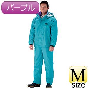雨衣 オールマインドスーツ #3250 パープル M