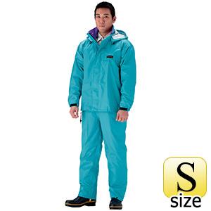 雨衣 オールマインドスーツ #3250 ターコイズ S