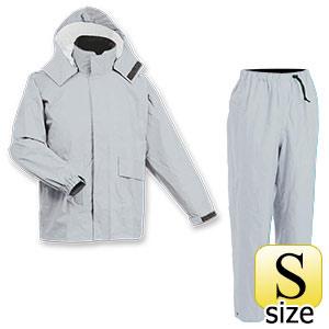 雨衣 エコールスーツ AP−600 シルバー S