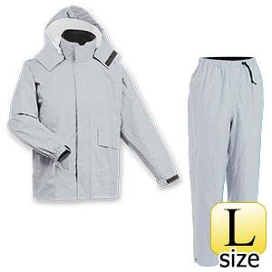 雨衣 エコールスーツ AP−600 シルバー L