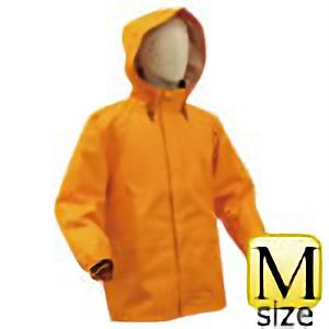 レインジャケット AP−1500 ゴアテックス(R) オレンジ M