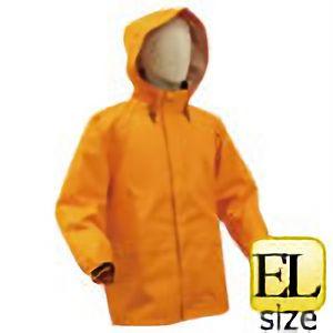 レインジャケット AP−1500 ゴアテックス(R) オレンジ EL