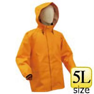 レインジャケット AP−1500 ゴアテックス(R) オレンジ 5L