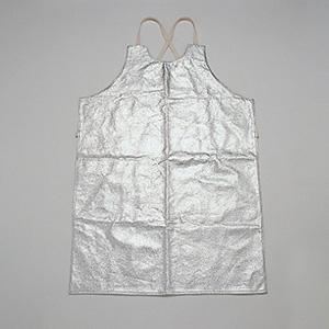 耐熱保護用品 アルミ耐熱胸前掛 FMA5