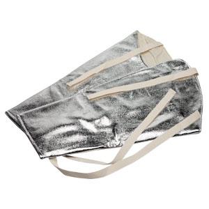 耐熱保護用品 アルミ耐熱腕カバー