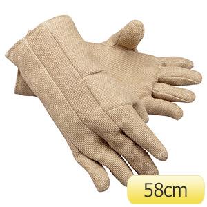 耐熱手袋 ゼテックスプラス(R) (5本指) 58cm