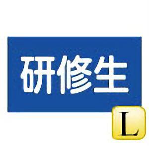 伸縮式刺繍腕章 GW−106(L) 研修生 139906