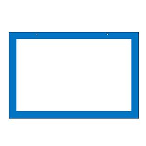 区画標識 区画−200 (BL) 143204