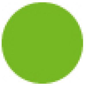 マーキング−23G 23mm径 100枚1組 緑 208402