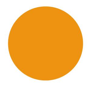 マーキング−23YR 23mm径 100枚1組 オレンジ 208405