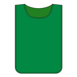 ゼッケン−100 緑 237102