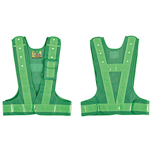 多機能ベスト(緑/緑) フリー 238104