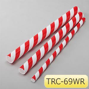 トラクッション パイプタイプ TRC−69WR 白/赤 247022