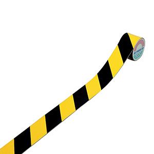 反射トラテープ TR3−B 45mm幅×10m×0.15mm 256302