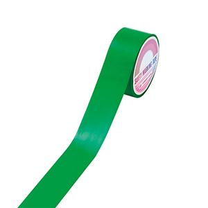 フロアラインテープ FRT−50G 50mm幅×20m 緑 257012