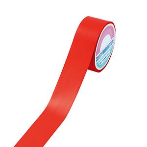 フロアラインテープ FRT−50R 50mm幅×20m 赤 257014