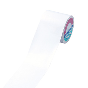 フロアラインテープ FRT−100W 100mm幅×20m 白 257031