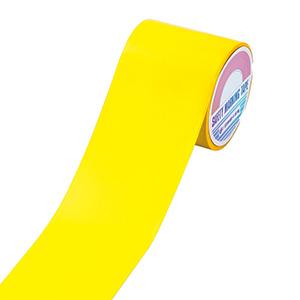 フロアラインテープ FRT−100Y 100mm幅×20m 黄 257033