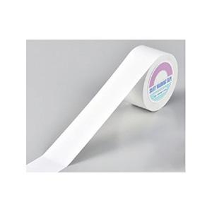 フロアマーキングテープ FM−50W 50mm幅×33m 白 258011