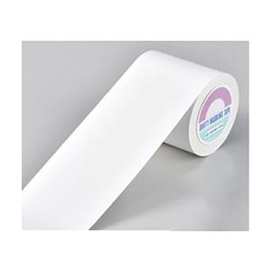 フロアラインテープ FM−100W 100mm幅×33m 白 258031
