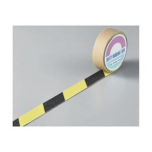 滑り止めテープ SV−25TR 25mm幅×3m 蛍光黄/黒 260080