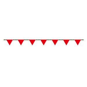 フラッグ標識ロープ−100 281100