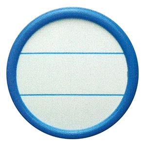 丸名札−500BL ブルー 298515