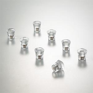 プルマグネットピンタイプ 透明 8個セット MG−785−T 316033