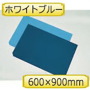 粘着クリーンマット NC900WB ホワイトブルー 322012
