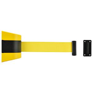 壁用ベルトパーテーション 5mタイプ KAB−5Y 332096