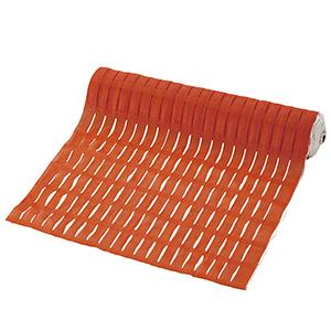 バリアフェンス 1050(YR) オレンジ 355022
