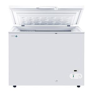 ノンフロン冷凍庫 チェストフリーザーJH280CW 375621