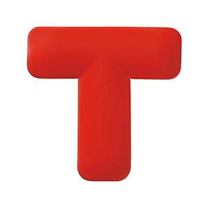 フロア表示(肉厚) T型 JUT−R 403063