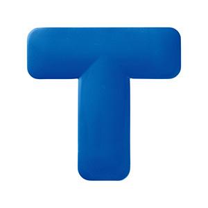 フロア表示(肉厚) T型 JUT−BL 403064