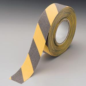 アンチスリップテープ 863−394A 黄黒 50mm幅×18m巻