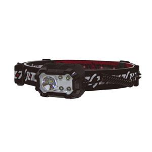 LEDヘッドライト 377−607 ST付 充電式 350lm