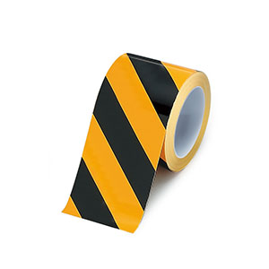 ユニフィットテープ 863−660 黄黒 100mm幅×20m