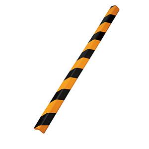 安心クッション 866−053 L字型 大 トラ 黄/黒