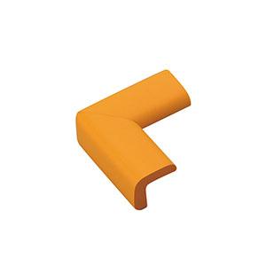 安心クッション 866−066 コーナー用 小 黄