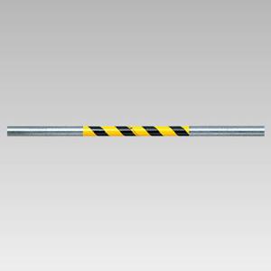サントラスリット 374−712 500mm 黄/黒 5本1組