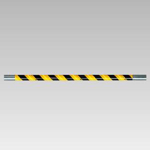 サントラスリット 374−713 1000mm 反射 黄/黒 5本1組