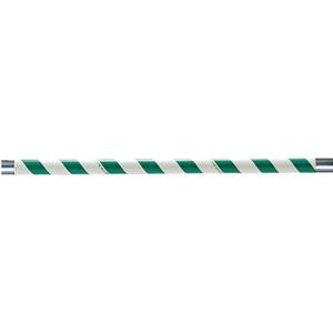 サントラスリット 374−717 1000mm 緑/白 5本1組