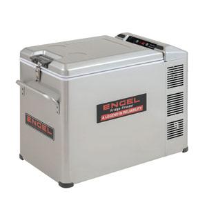 熱中対策 ポータブルデジタル冷凍冷蔵庫40L HO−719