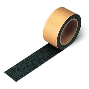 すべり止めテープ 374−731 平面用 黒 50mm幅×18m