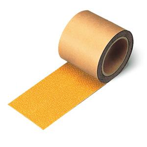 すべり止めテープ 374−734 平面用 黄 100mm幅×18m