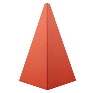 ダンボールコーン 385−200 赤