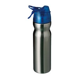 熱中対策 冷却ミスト機能付真空断熱ドリンクボトル HO−474