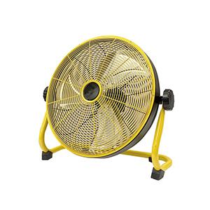 16インチ充電式DCモーター扇風機 HO−1174